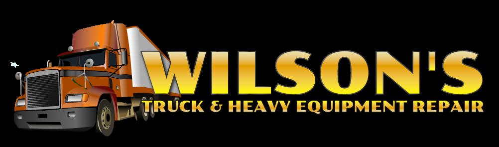 Wilson's Truck and Heavy Equipment Repair & Service